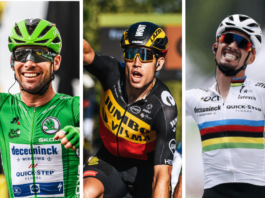 Tour de Grande-Bretagne 2021 : La liste des coureurs engagés