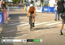 Championnats du Monde 2021 de cyclisme sur route - CLM : Ellen van Dijk pour la 2e fois de sa carrière
