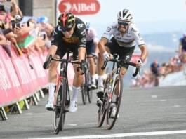 Tour de Grande-Bretagne 2021 : Wout van Aert remporte la 4e étape devant Julian Alaphilippe