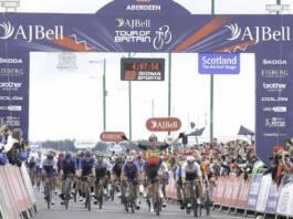 Wout Van Aert rafle tout après la 8e étape du Tour de Grande-Bretagne 2021