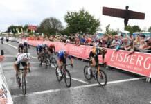 Wout Van Aert empoche un 3e succès au Tour de Grande-Bretagne 2021