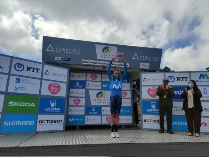 Challenge by La Vuelta 2021 : Annemiek van Vleuten remporte le contre-la-montre de la 2e étape