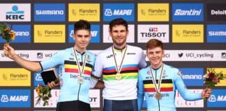 Championnats du Monde 2021 de cyclisme sur route : La vidéo du contre-la-montre élites hommes