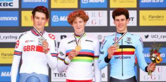 Championnats du Monde 2021 de cyclisme sur route : La vidéo du contre-la-montre juniors hommes
