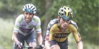 Primoz Roglic dominateur sur la 17e étape de la Vuelta 2021