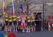 Primoz Roglic s'impose sur la dernière étape de la Vuelta 2021