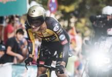Primoz Roglic favori du chrono sur la 21e étape de la Vuelta 2021