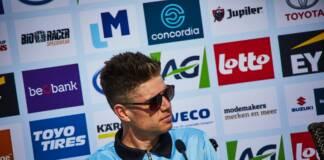 Championnats du Monde 2021 de cyclisme sur route : Wout van Aert espère tirer profit de sa pointe de vitesse