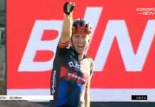 Toon Aerts plus costaud sur la 4e manche de Coupe du Monde de Cyclo-Cross
