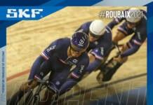 Mondiaux sur piste 2021 à Roubaix : La France en argent en vitesse par équipe