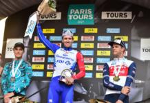 Paris-Tours 2021 : La délivrance d'Arnaud Démare qui s'impose à Tours