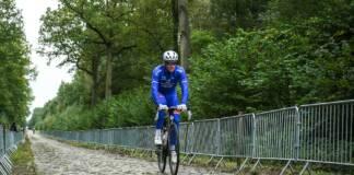 Paris-Roubaix 2021 : Arnaud Démare en reconnaissance sur les pavés du Nord