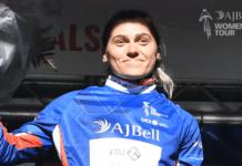 Women's Tour 2021 : Clara Copponi prend le maillot de leader après 2 étapes