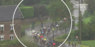 Paris-Roubaix 2021 - DIRECT-LIVE : Chute de Peter Sagan