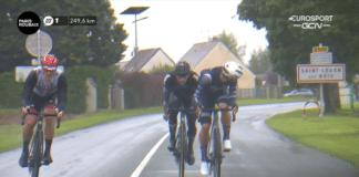 Paris-Roubaix 2021 - DIRECT-LIVE : Trois coureurs échappés avec Trentin, Theuns et Kanter