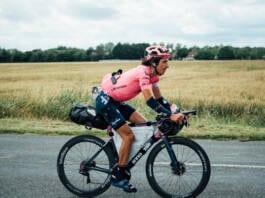 Tour de France : Le périple de Lachlan Morton, le film