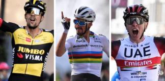 Tour de Lombardie 2021 : La liste de tous les coureurs engagés