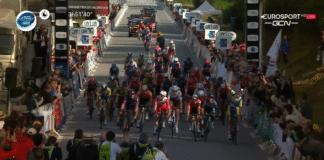 Grand Prix du Morbihan 2021 : Arne Marti s'impose devant Coquard et Viviani