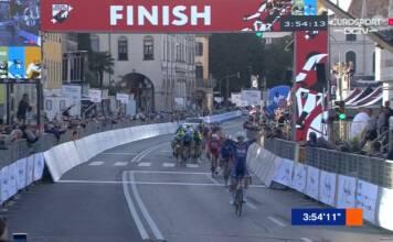 Tour de Vénétie 2021 : Xandro Meurisse remporte le Giro del Veneto 2021