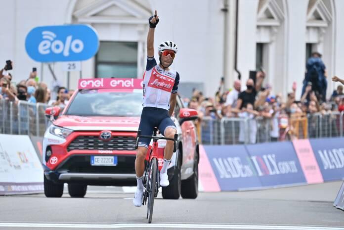 Tour de Sicile 2021 : Vincenzo Nibali remporte la 4e étape et le classement général final
