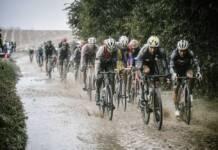 Paris-Roubaix 2021 s'est disputée sous un temps pluvieux en majorité