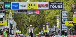 Paris-Tours 2021 s'élancera avec notamment le tenant du titre