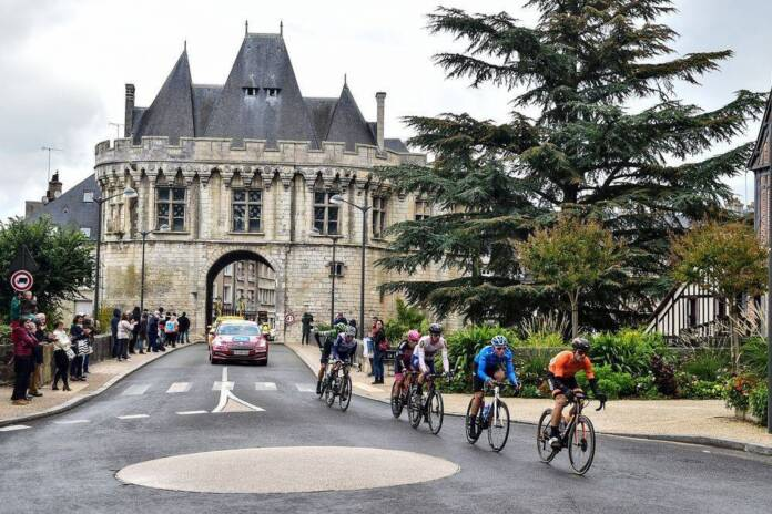 Paris-Tours 2021 visible sur France TV plus Eurosport