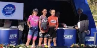 Sofia Bertizzolo remporte La Classique Morbihan 2021