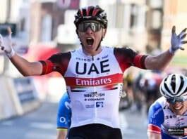 Tour de Lombardie 2021 : UAE Team Emirates avec plusieurs leaders mais surtout avec Tadej Pogacar