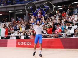 Record de l'Heure : Filippo Ganna pourrait tenter en 2022