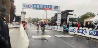 La Classic Loire Atlantique 2021 restera le premier succès en carrière d'Alan Riou