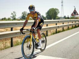 Primoz Roglic unique mais bel atout de Jumbo-Visma au Tour de Lombardie