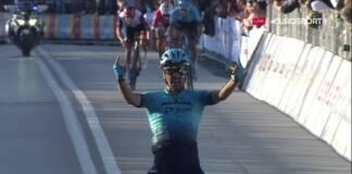 Samuele Battistella est le premier vainqueur de la Veneto Classic