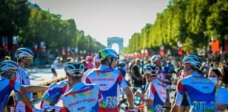 Le Team TotalEnergies prolonge six de ses coureurs