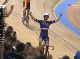 Championnats du Monde de cyclisme du piste : Benjamin Thomas sacré sur la course au points