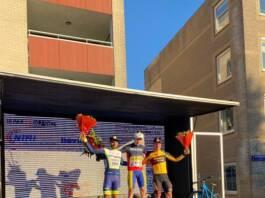 Rune Herregodts gagne sa première course pro au Tour de Drenthe