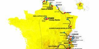 Tour de France 2022 : Le parcours complet dévoilé