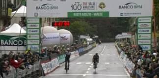 Une victoire italienne sur les Trois Vallées Varésines 2021